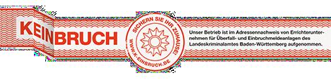 Alarmanlage, Einbruchmeldeanlage Ebersbach