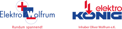Elektro Wolfrum Logo